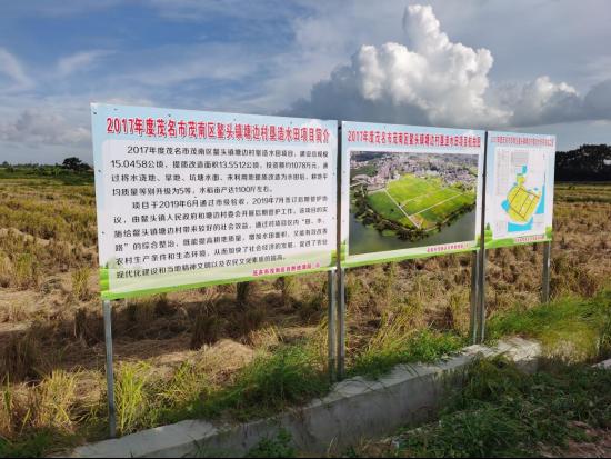 茂南区自然资源局陪同专家开展垦造水田项目现场踏勘271.png
